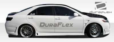 Toyota Camry B-2 Duraflex Side Skirts Body Kit 2007-2011