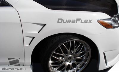 Toyota Camry GT Concept Duraflex Body Kit- Fenders 2007-2011