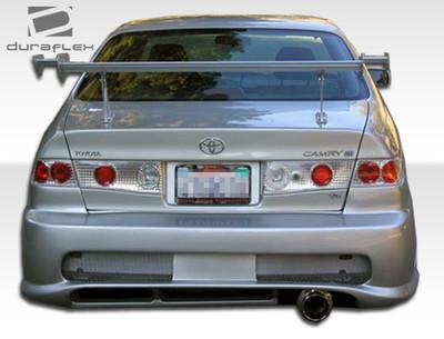 Toyota Camry Kombat Duraflex Rear Body Kit Bumper 1997-2001