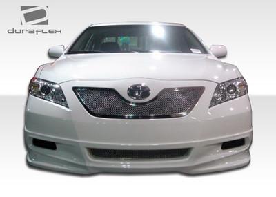 Toyota Camry Racer Duraflex Front Bumper Lip Body Kit 2007-2009