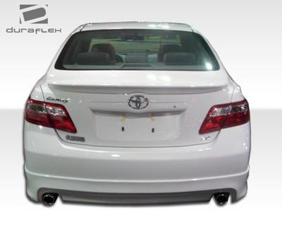 Toyota Camry Racer Duraflex Rear Body Kit Bumper 2007-2011