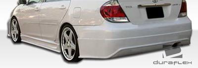 Toyota Camry Sigma Duraflex Rear Body Kit Bumper 2002-2006
