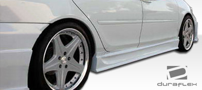 Toyota Camry Sigma Duraflex Side Skirts Body Kit 2002-2006
