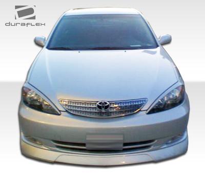 Toyota Camry Vortex Duraflex Front Bumper Lip Body Kit 2002-2004