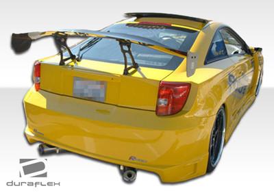 Toyota Celica Blits Duraflex Rear Body Kit Bumper 2000-2005