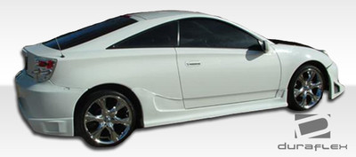 Toyota Celica Blits Duraflex Side Skirts Body Kit 2000-2005