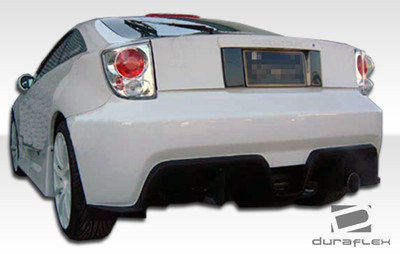 Toyota Celica Bomber Duraflex Rear Body Kit Bumper 2000-2005