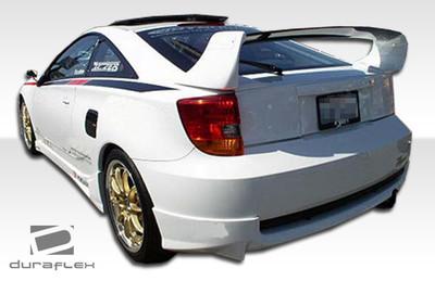 Toyota Celica TD3000 Duraflex Rear Body Kit Bumper 2000-2005