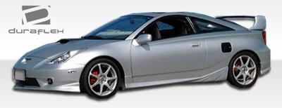 Toyota Celica TD3000 Duraflex Side Skirts Body Kit 2000-2005