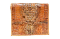 1940's-50's HORNBACK CROCODILE Skin PORTFOLIO iPAD Case Shoulder Cross Body Bag