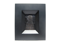 Custom FRAMED 10 x 12 Black Vintage Genuine CROCODILE Skin Upcycled ART - Home Decor