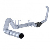Ford F-250 F-350 Powerstroke MBRP Turbo Back Exhaust