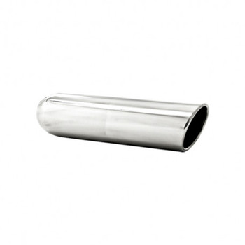 """Universal Weld On Stainless Steel  2.5"""" Inlet / 4."""" Outlet"""