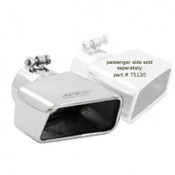 """MBRP Pro Series Rectangle Driver Side 3"""" Inlet"""