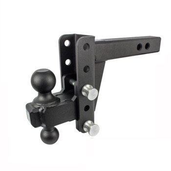 """Bulletproof Hitches Extreme Duty 4"""" Drop Hitch"""