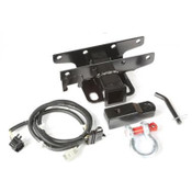 Rugged Ridge Trailer Hitch Kit With D-Shackle