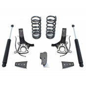 "Maxtrac Suspension Dodge Ram 4.5"" Lift Kit"