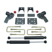 """Maxtrac Suspension 4"""" Lowering Kit Ford F-150"""