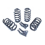 Maxtrac Suspension Chevy Suburban Lowering Spring Kit