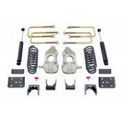 Maxtrac Suspension Ford F-150 Lowering Spring Kit