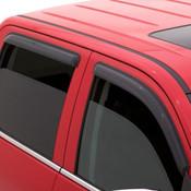 AVS Original 4pc Dark Smoke Vent Visors 2017-2020 Ford F250 F350 SuperCrew