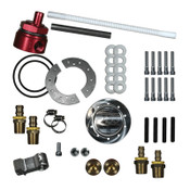 Fass Fuel No Drop Fuel Sump Kit With BulkHead Suction Tube Fits Universal Diesel (Bowl Only)