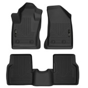 Jeep Compass Husky Floor Liners