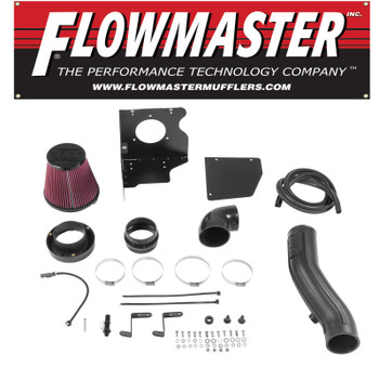 Flowmaster Jeep Wrangler JL Performance Air Intake