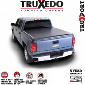 Truxedo TruxPort GMC Sierra  Roll Up Bed Cover