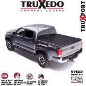 Truxedo TruxPort Tacoma Roll Up Bed Cover