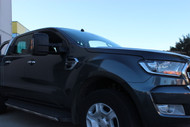 Ford Towing Mirror Black Finish