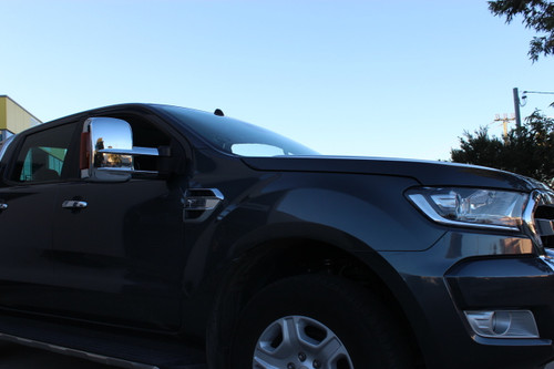 Ford Ranger Towing Mirror Chrome Finish