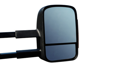 Mazda BT-50 Towing Mirrors Extendable Towing mirror black