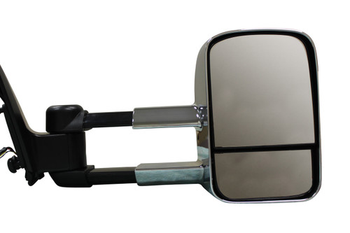 chrome mirrors to suit Holden RG Colorado