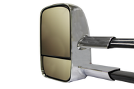 Taurus Towing Mirrors Isuzu D-max Extendable Towing mirror Chrome