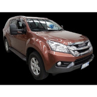 Towing mirrors to suit Isuzu MUX