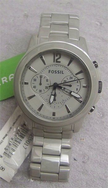 c62b3dc1c ce5017fulbstwc.jpg ce5017fulwc.jpg. Fossil mens Grant Grey ceramic watch  and band on Chronograph ...