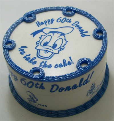 Released In 1994 To Commemorate The 60th Birthday Anniversary Of Donalds First Appearance Summer 1934 Wise Little Hen