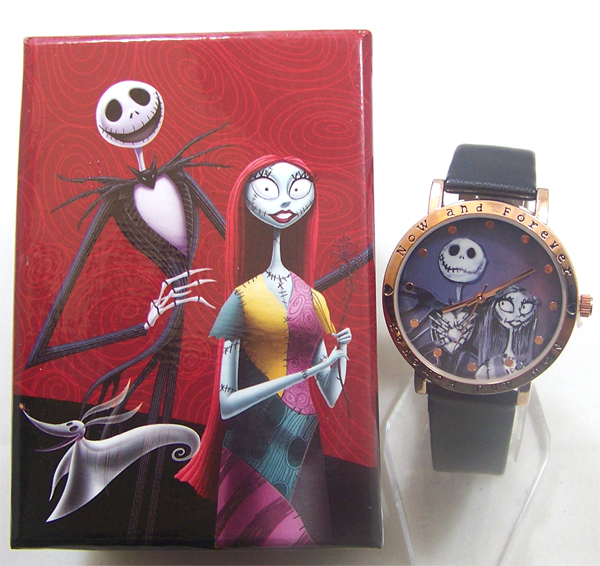 Nightmare Before Christmas Watch Jack and Sally Forever