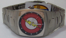 Flash The Scarlet Speedster Watch Fossil LL1004 Mens Lmt Ed New