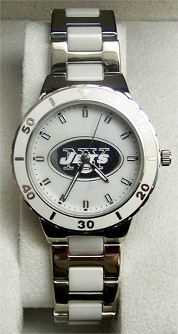 ... Pearl Watch Game Time Gametime MOP Womens NFL-PEA-NYJ. Price   69.95.  Image 1 05e359c39