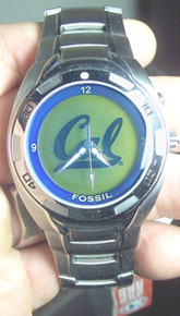 University of California CAL Fossil Kaleido Flashing logo  Watch Li2321