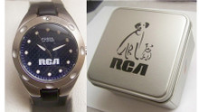 Fossil RCA Mens Watch Promotional Limited Edition PR-5102