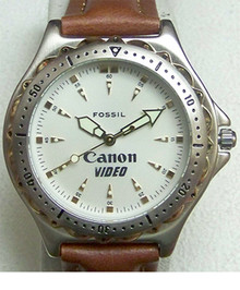Fossil Canon Video Watch Mens Company logo Wristwatch PR-5047
