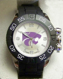 Kansas State WIldcats Game Time Beast Watch Mens GameTime COL-BEA-KSU