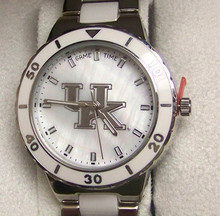Kentucky Wildcats Mother of Pearl Watch Game Time womens COL-PEA-KEN