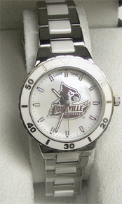 Louisville Cardinals Mother of Pearl Watch GameTime Womens COL-PEA-LOU