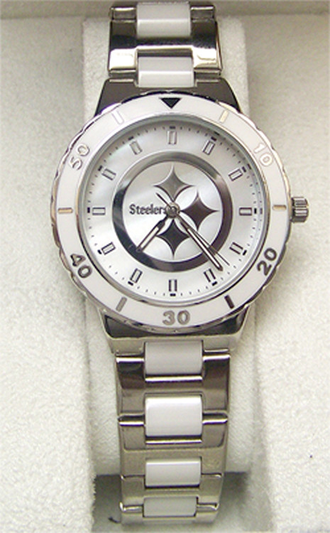 ... Pearl Watch Game Time Womens NFL-PEA-PIT. Price   69.95. Image 1 06e1be2d2