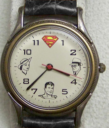 Superman Watch Fossil Return of Superman Limited Edition Li1033