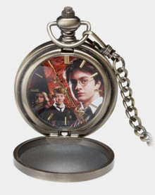 Harry Potter Goblet Of Fire Pocket Watch Pocketwatch HC0220